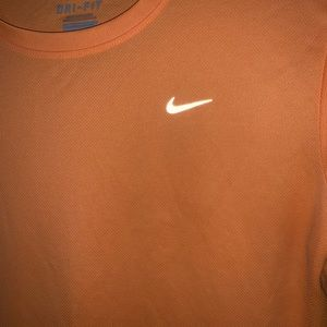 MEDIUM ORANGE NIKE RUNNING